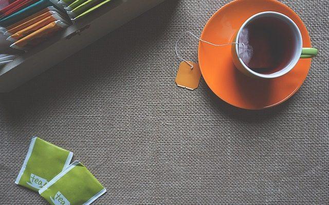 antioxidanten in groene thee